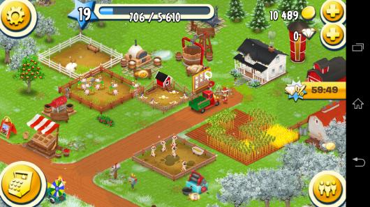 Ферма - Hay Day для Android