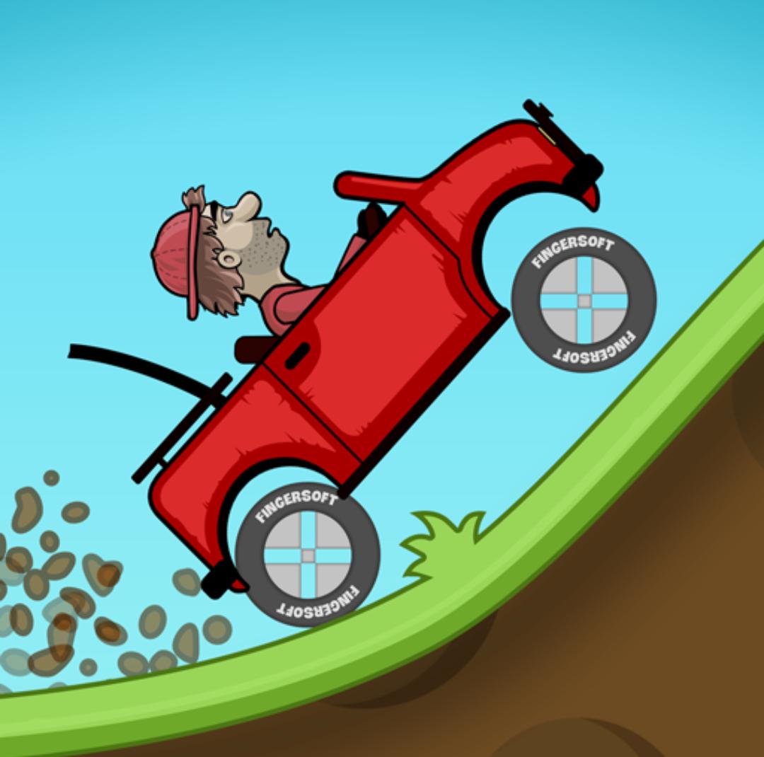 Иконка Hill Climb Racing 1