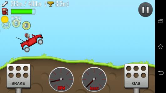 Трасса - Hill Climb Racing для Android