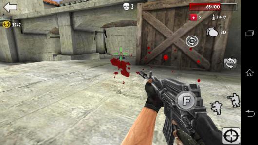Стрельба по врагу - 3D для Android