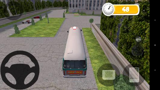 Парковка - Bus Parking для Android