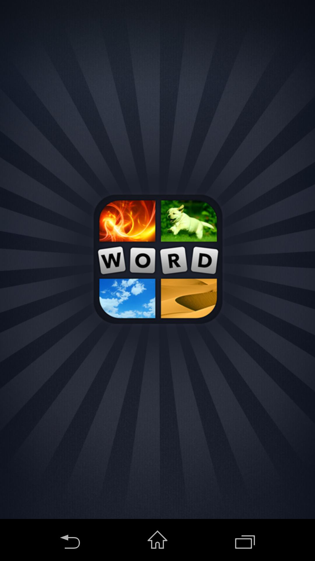 скачать четыре картинки одно слово на андроид