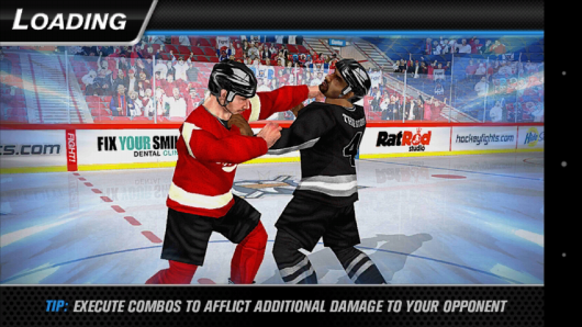 Захват - Hockey Fight Pro для Android
