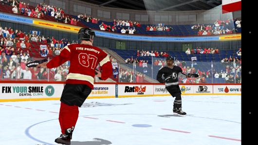 Перед боем - Hockey Fight Pro для Android