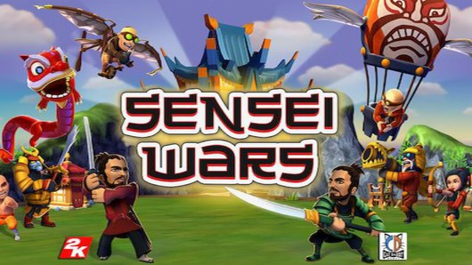 Стратегия Sensei Wars - сенсей против вграгов для Android
