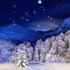 Снегопад – заснеженные горизонты