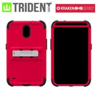 Телефоны в красном чехле