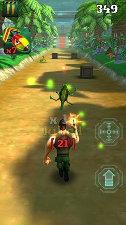 Враг убит - Apocalypse для Android