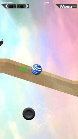 Катимся вверх - Ball Travel 3D для Android