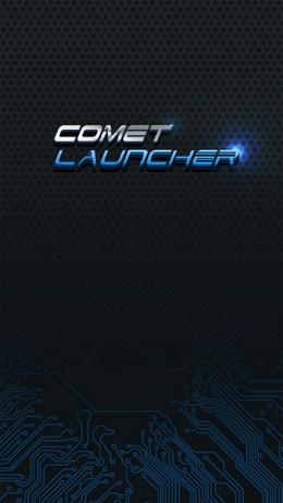 Лаунчер Comet Launcher для Android