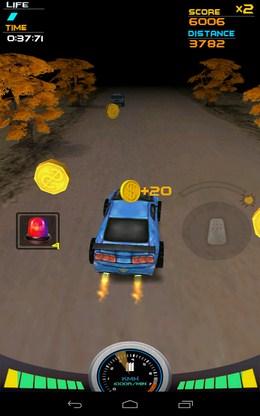 Супер ускорение - Death Racing 2 для Android