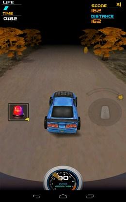 Новый этап - Death Racing 2 для Android
