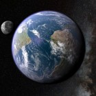 Earth & Moon – трехмерная Земля
