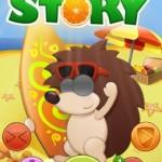 Собираем фрукты с ёжиком Бобби в Fruit Story для Android