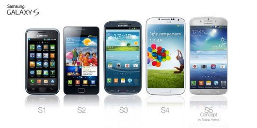 Самсунг хочет выпустить Galaxy S5 Mini, Active, Advance, Zoom, La Fleur, Sport Edition