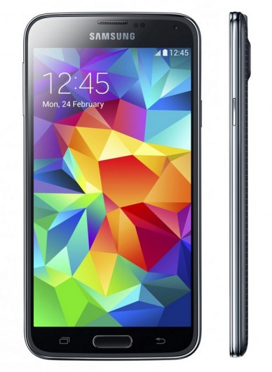 официальное представление Samsung Galaxy S5