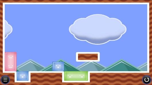 Совмещение блоков Jelly no Puzzle для Android