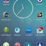 рабочий стол - KK Launcher для Android