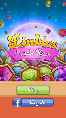 Интересная головоломка Linkies Puzzle Rush для Android