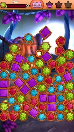 Начало уровня - Puzzle Rush для Android
