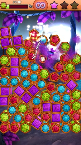 Бочонки уничтожены - Puzzle Rush для Android