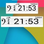 Musical Clock Widget – музыкальные часы