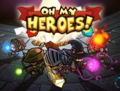 Станьте героем в Oh My Heroes! для Android