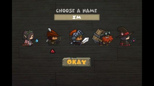 Выбор героя - Oh My Heroes! для Android