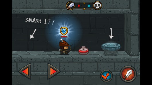 Первый бонус - Oh My Heroes! для Android