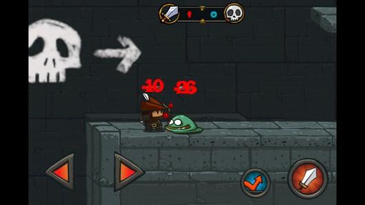 Сражение с врагом - Oh My Heroes! для Android