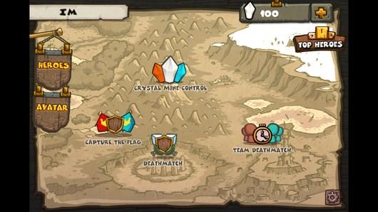 Сказочный мир Oh My Heroes! для Android