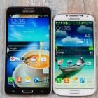 Первое сравнение Samsung Galaxy Note 3 Neo с Galaxy S4