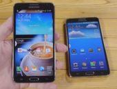 Сравнение Samsung Galaxy Note 3 Neo и Galaxy Note 3 на видео