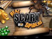 Интересная игра Scary Spiders для Android