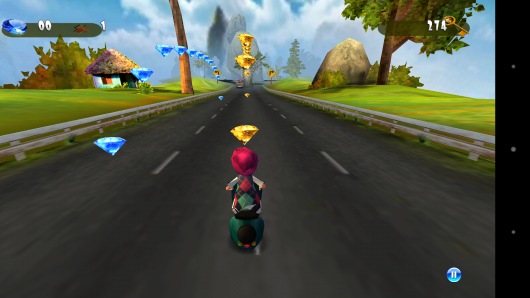 Кристаллы - Balle Balle Ride для Android