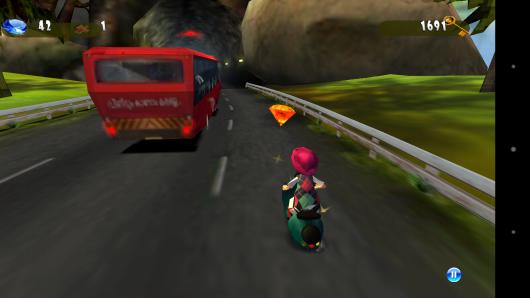 Попутный транспорт - Balle Balle Ride для Android