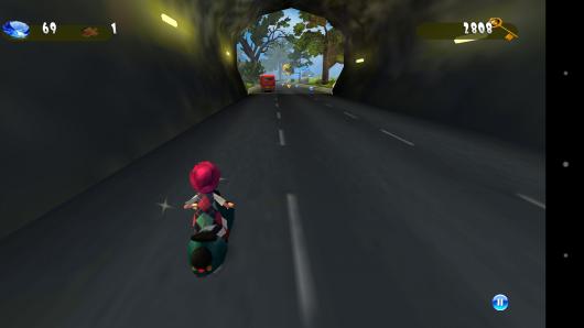 Тонель - Balle Balle Ride для Android