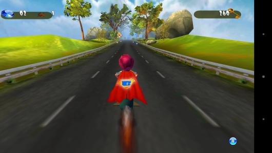 Ускорение мопеда - Balle Balle Ride для Android