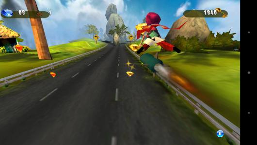 Прыжок - Balle Balle Ride для Android