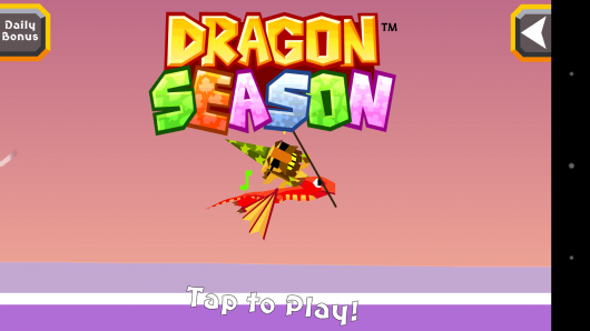 Меню - Dragon Season для Android