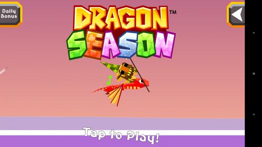 Меню - Dragon Season для Android