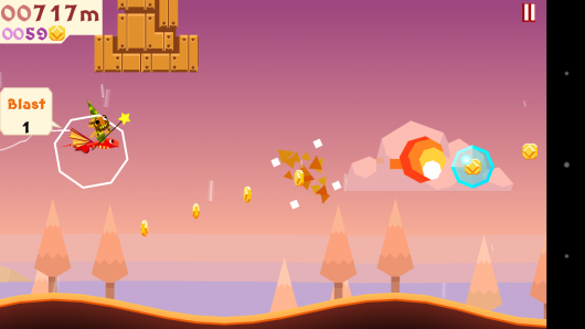 Огненный шар - Dragon Season для Android