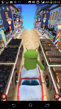 Прыжок - Stampede Run для Android