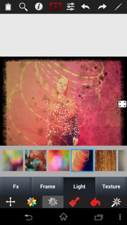 Эффекты - Color Splash Effect для Android