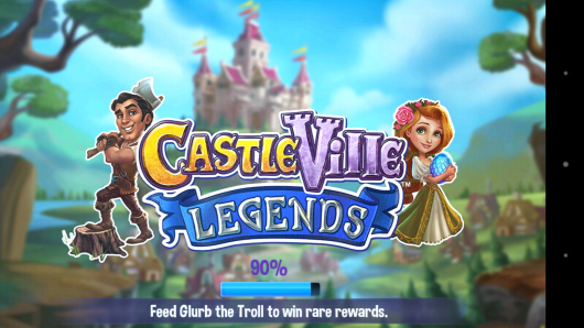 Лого - CastleVille Legends для Android