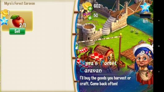 Задания - CastleVille Legends для Android