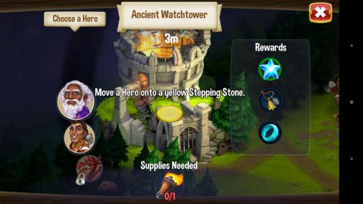 Замок - CastleVille Legends для Android