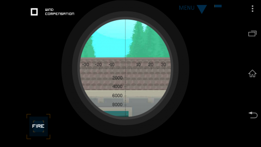 Прицел - Clear Vision 3 для Android