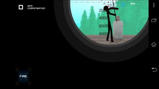 Убийство - Clear Vision 3 для Android