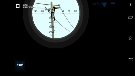Мишень - Clear Vision 3 для Android
